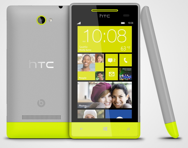 Official: HTC 8S unveiled – heading to T-Mobile, AT&T and Verizon in November