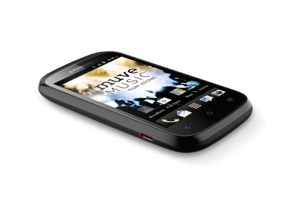 Cricket announces the new affordable HTC Desire C