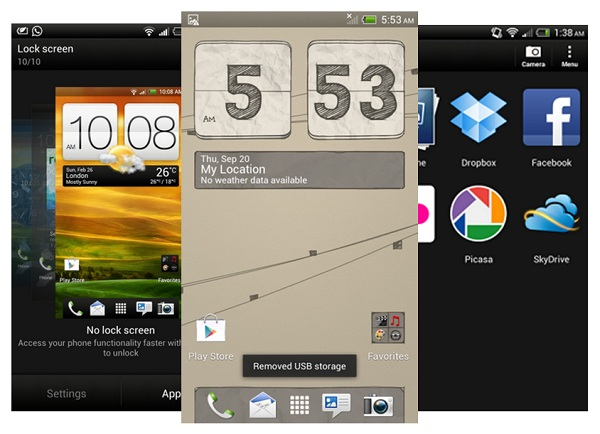 Leaked Android Jelly Bean ROM for the HTC One X with Sense 4+