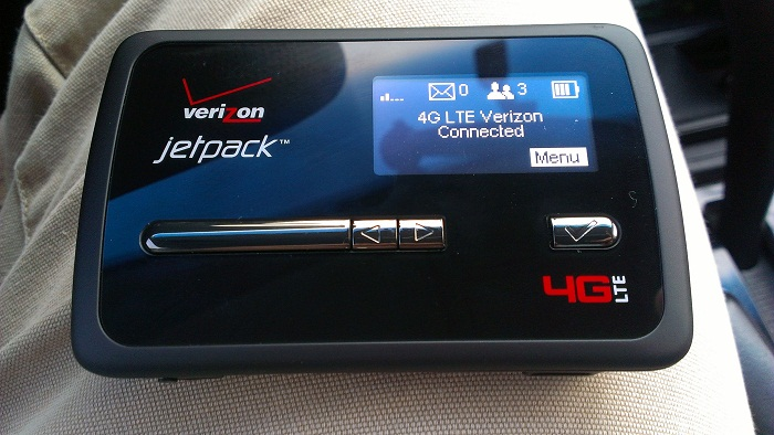 Hardware Review: Verizon Jetpack 4G LTE Mobile Hotspot
