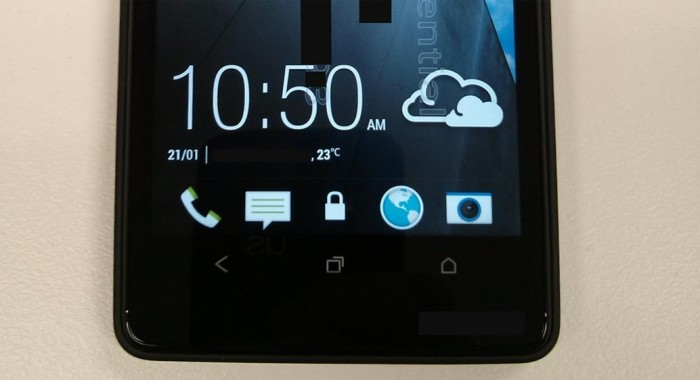 New pictures of the HTC M7 and Sense 5 reveal new details