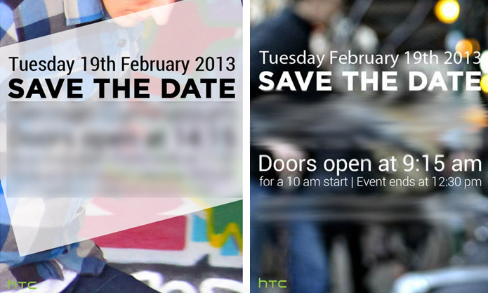 Official: HTC to unveil new device in New York on February 19th