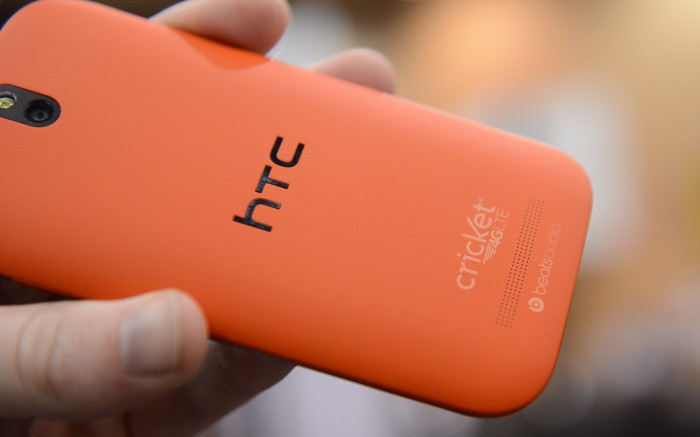 Cricket's HTC One SV now available for $369