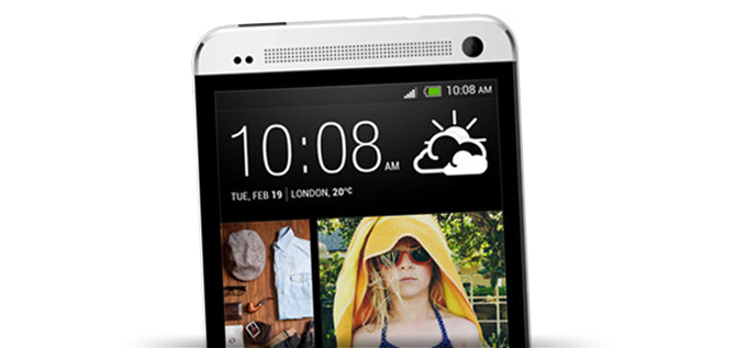 Leaked white HTC One/M7 picture shows off new button layout