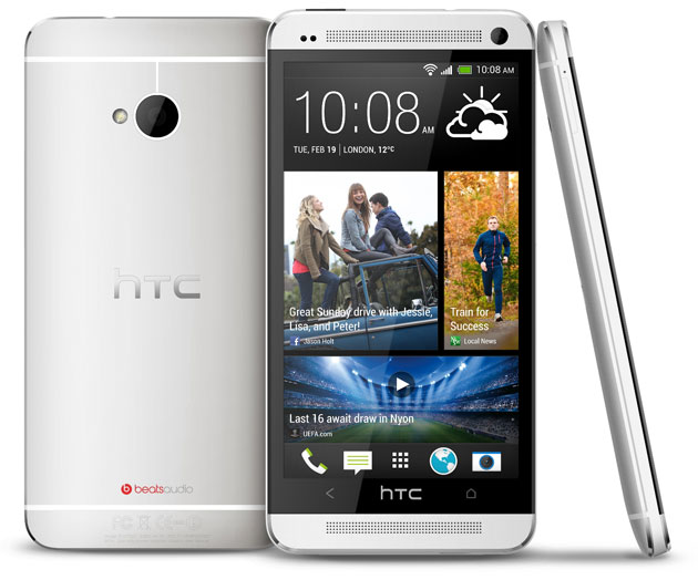 Official: HTC One unveiled to the world
