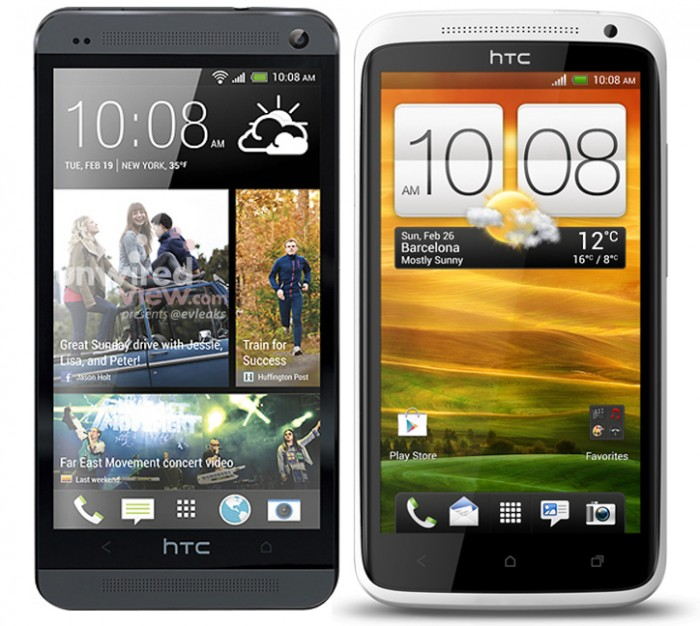 Sizing up the HTC One