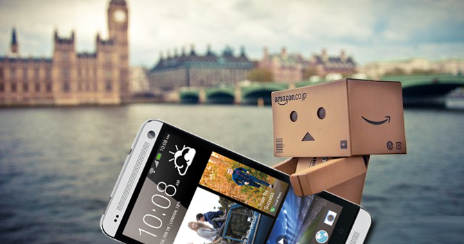 Amazon UK lists HTC One pre-order with release date and price