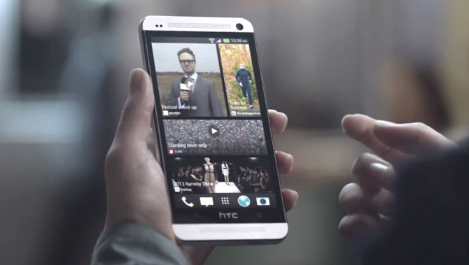 New HTC One commercials highlight BoomSound and Blinkfeed features