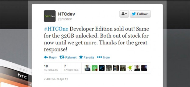 htc-one-dev-ed-soldout