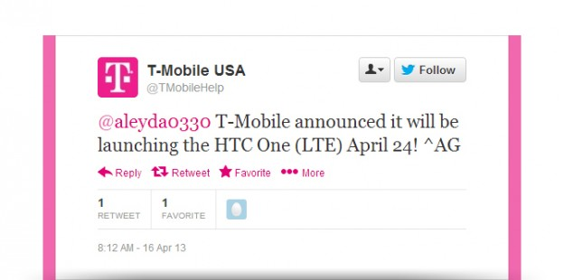 t-mobile-htc-one-launch-date