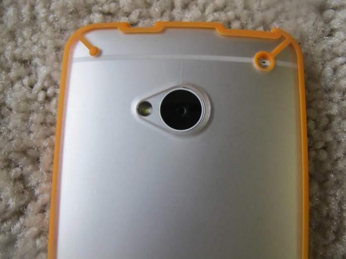 HTC One Poetic Atmosphere case review