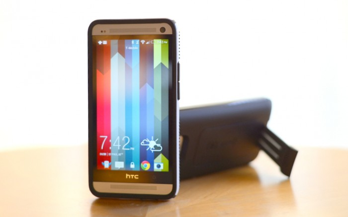 HTC One Speck CandyShell Grip case review