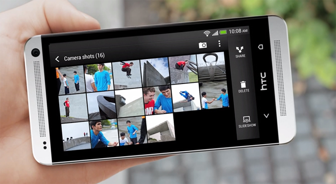 How to bring your gallery to life with HTC Zoe