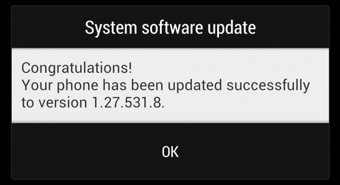 T-Mobile HTC One software update now available