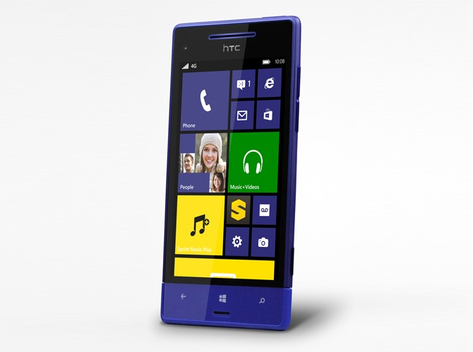 Official: Sprint HTC 8XT announced – a budget Windows Phone 8 device with a mid-range price