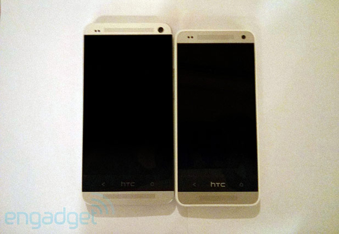 HTC One Mini poses for the camera, again – could go on sale by August