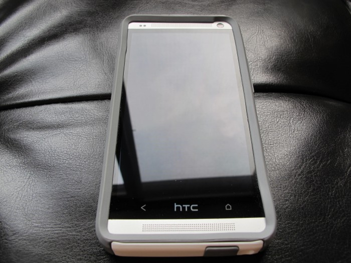 HTC One OtterBox Commuter Series case review