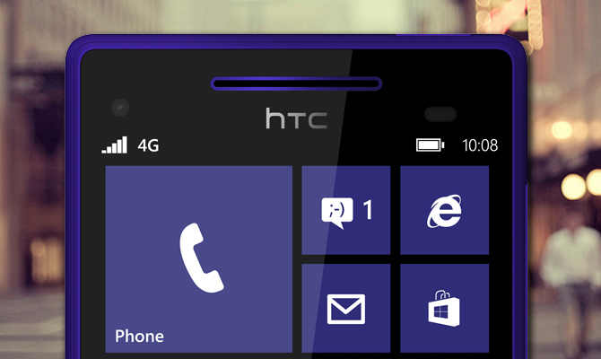 Official: Sprint HTC 8XT to launch July 19 for $100 after a $50 mail-in rebate