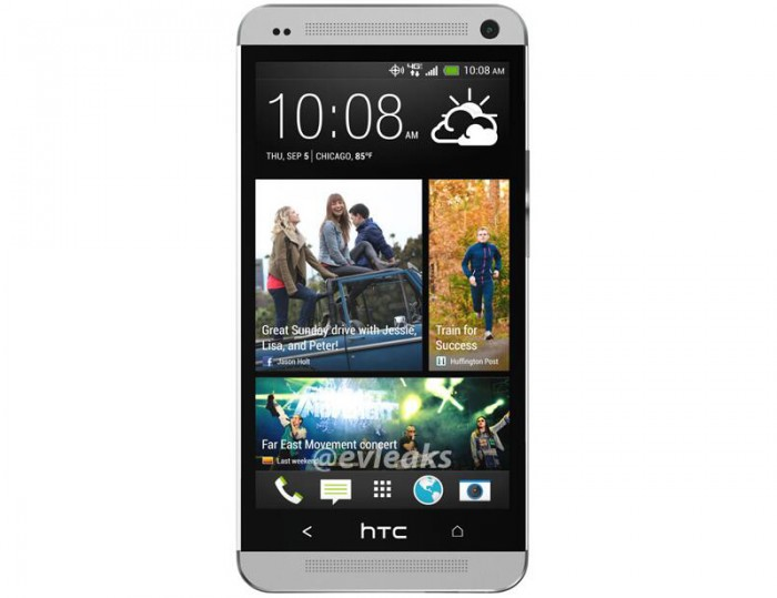 Leaked image of Verizon HTC One hints at September launch date