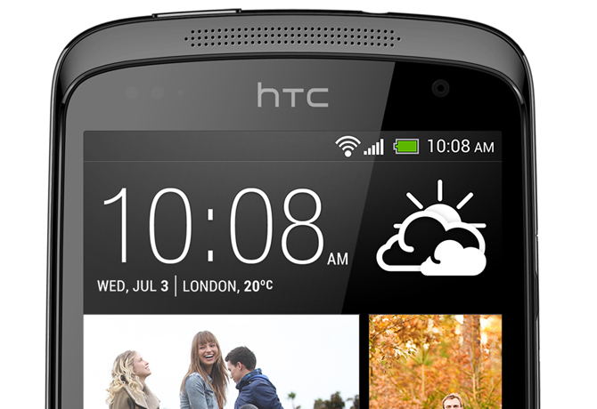 Official: HTC Desire 500 heading to Europe this August