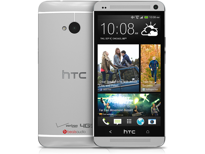 Verizon HTC One sign-up page goes live