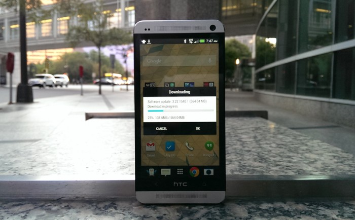 "HTC: carrier release of HTC One Android 4.3 update ""will slightly miss 9/30"""