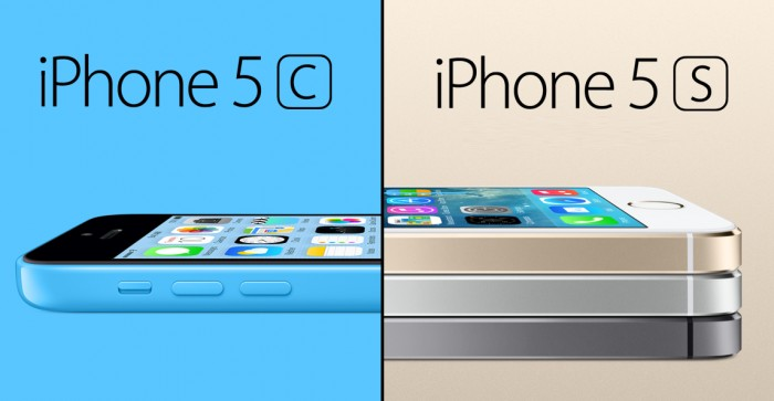 Spec showdown: Apple iPhone 5s, iPhone 5c versus the HTC One