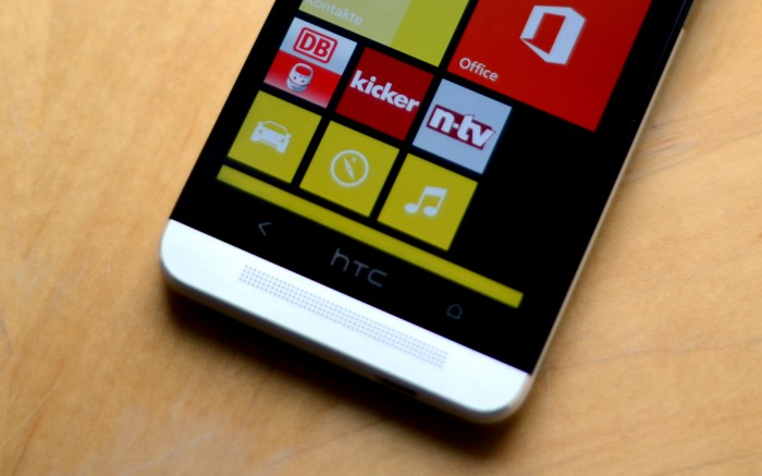 HTC W8 set to be a 'flagship' Windows Phone 8.1 handset for Verizon