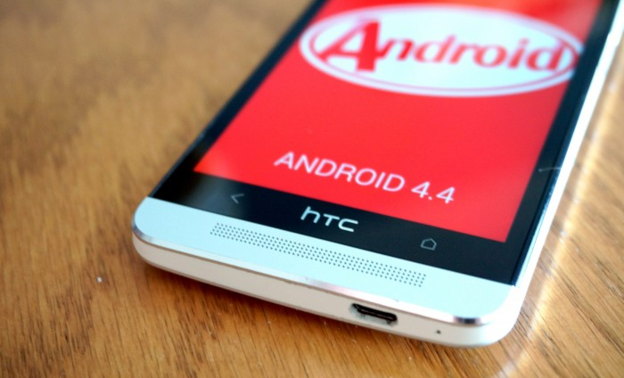 AT&T HTC One Android 4.4.2 update now available