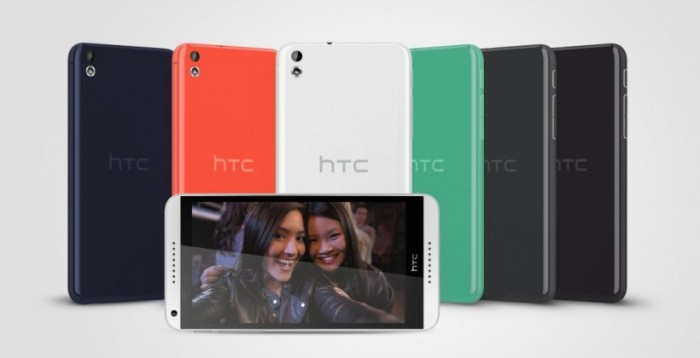"HTC Desire 816 introduced at MWC, redefines the ""flagship mid-range"" smartphone"