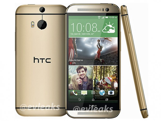 htc-m8-htc-one-gold