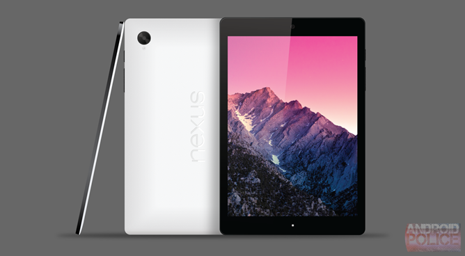 HTC's Nexus tablet codenamed Volantis