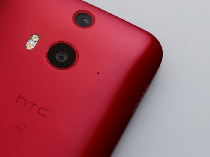 HTC J Butterfly unveiled with One (M8) guts, waterproof body, 13 megapixel DuoCamera