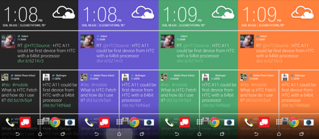 M8 Themes BlinkFeed