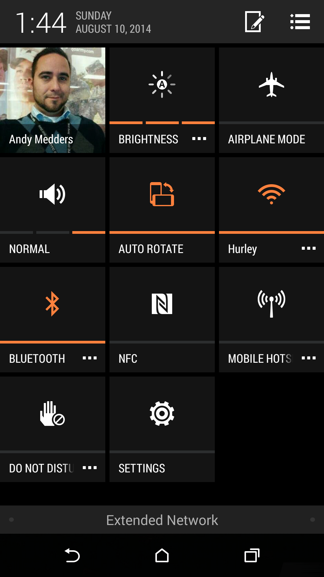 Heres What You Need To Do Change The Theme On Your HTC One M8 Or Other Device Running Sense 5 Above