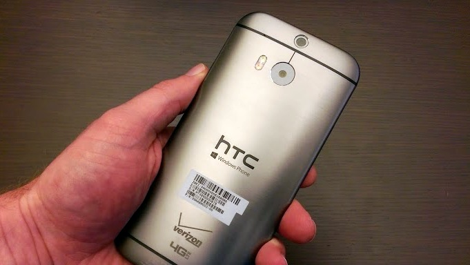 Hands-on with the HTC One (M8) for Windows