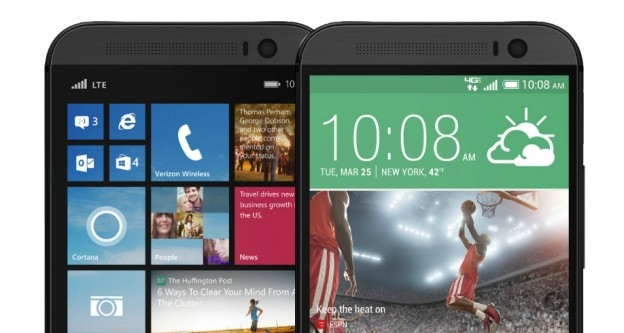 htc-one-m8-versus-htc-one-m8-for-windows