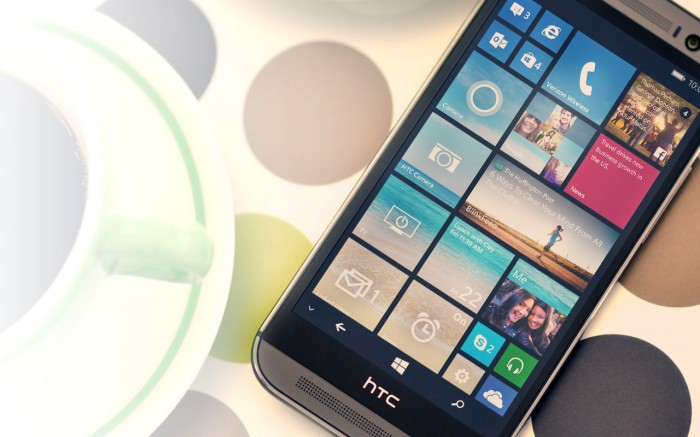 HTC One (M8) for Windows unveiled, now available from Verizon