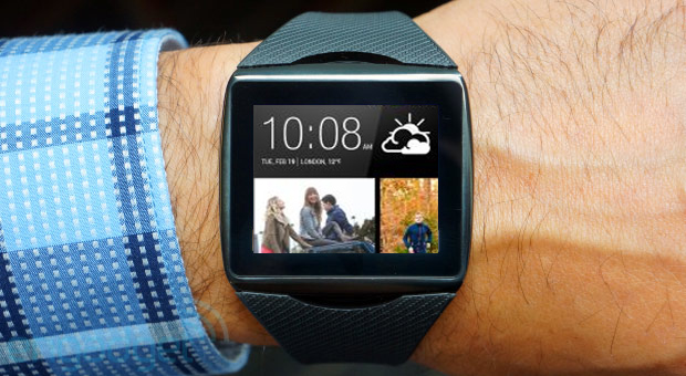 HTC BlinkFeed Watch