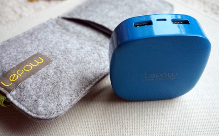 Lepow Moonstone 9000 power bank review