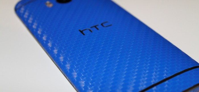 Giveway: HTC One M8 wrap by SlickWraps