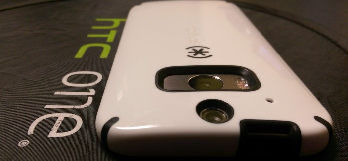 Giveaway: HTC One M8 CandyShell case by Speck