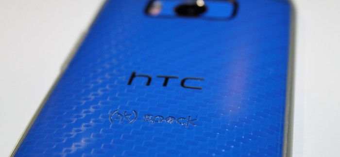 HTC One M8 clear Speck GemShell case review