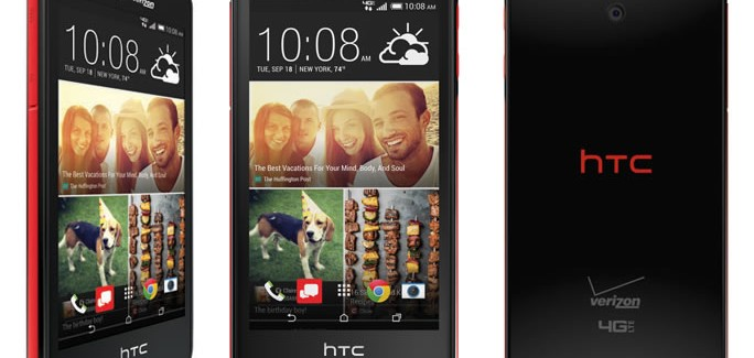 Official: HTC Desire 612 for Verizon unveiled