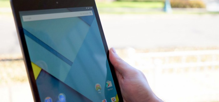 Nexus 9 receiving Android 5.0.2 update