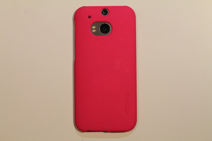 Giveaway: HTC One M8 Incipio Feather Ultra Thin Snap-On Case