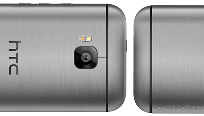 HTC One M9/Hima poses for a few glamour shots | HTC Source