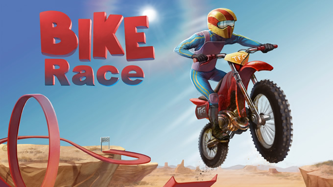 Android app of the week: Bike Race Free