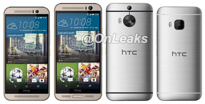 HTC One M9 Plus leaks give us a better feel for what to expect