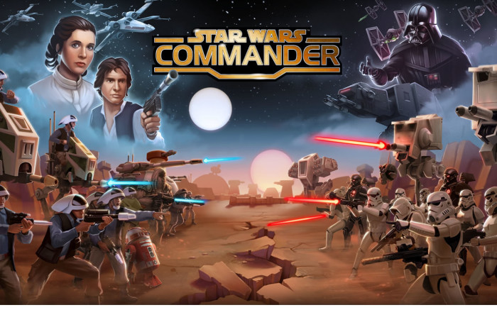 Android game review: Star Wars Commander